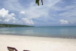 Keraton Jimbaran Resort Bali - Pemandangan laut