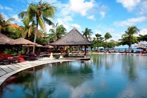 Keraton Jimbaran Resort Bali - Kolam Renang