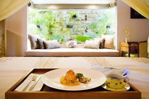 DISINI Luxury Spa Villa Bali - Menu