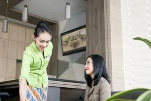 Hotel Dafam Fortuna  malioboro - Ginger Lounge