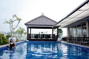 Hotel Dafam Fortuna  malioboro - Kolam Renang
