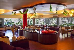 Graha Residen Surabaya - Restaurant