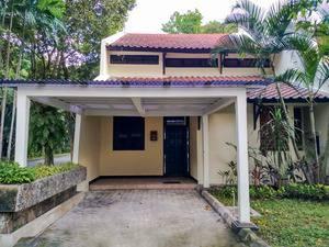 Graha Residen Surabaya - Halaman apartemen