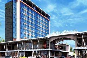 The Balava Hotel Malang - Tampilan Luar Hotel