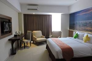 The Balava Hotel Malang - Kamar Deluxe