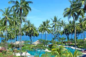 Holiday Resort Lombok - Kolam Renang