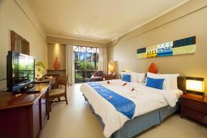 Holiday Resort Lombok - Kamar Tidur Pemandangan Laut