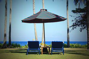 Holiday Resort Lombok - View