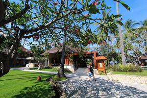 Holiday Resort Lombok - kayangan Restaurant