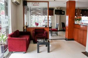 NIDA Rooms Mangga Besar 180 Jakarta - Restoran