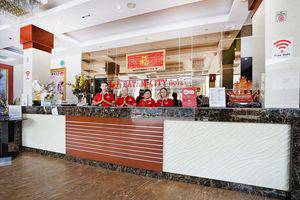 ZenRooms Near BCS Mall Penuin Batam - Resepsionis
