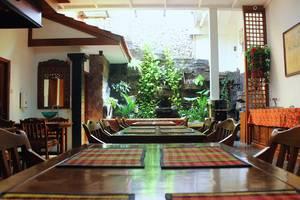 Hotel Kusuma  Yogyakarta - Restaurant