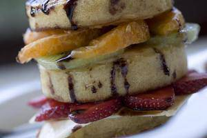 Santika  Pandegiling - Meals
