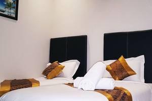 Sunrise Hotel Yogyakarta Yogyakarta - Tempat tidur 2 nyaman