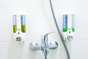 Sunrise Hotel Yogyakarta Yogyakarta - Sabun mandi dan shampo