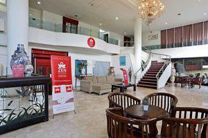 ZEN Rooms Kebayoran Jakarta - Lobi