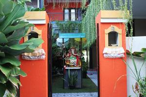 Rena Segara House Bali - Depan