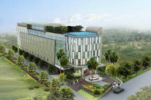Platinum Adisucipto Hotel & Conference Center Yogyakarta Yogyakarta - Tampilan Luar Hotel