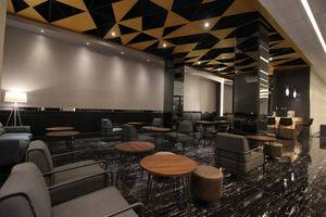 Forriz Hotel Jogja - lounge
