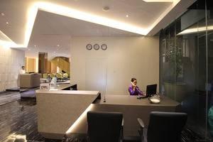 Forriz Hotel Yogyakarta Yogyakarta - Reception