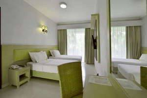 Serela Kuta Bali Kuta Bali - Deluxe Tempat Tidur Twin
