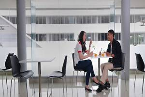 Swift Inn Aeropolis Airport  Tangerang - Ruang makan