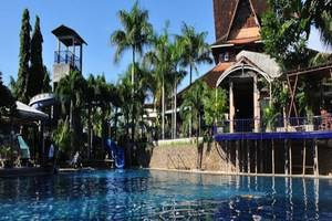 Bukit Daun Hotel and Resort Kediri - Kolam Renang