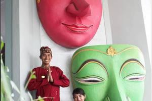 Bukit Daun Hotel and Resort Kediri - selamat datang