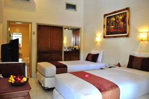 Hotel Grand Rosela Yogyakarta - deluxe room twin bed
