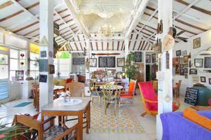 Hotel Puri Tempo Doeloe Bali - Restoran