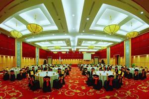 Premier Basko Hotel Padang - Ballroom