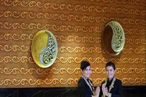 Premier Basko Hotel Padang - Resepsionis