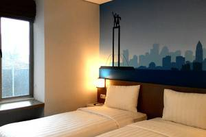 Everyday Smart Hotel Mayestik - Kamar tamu