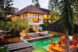 Alam Puri Art  Bali - Kolam Renang