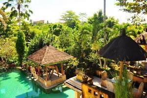 Alam Puri Art  Bali - Kolam Renang 1