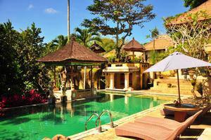 Alam Puri Art  Bali - Kolam Renang 2