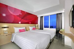 favehotel Olo Padang - Kamar Standar - 2 tempat tidur single