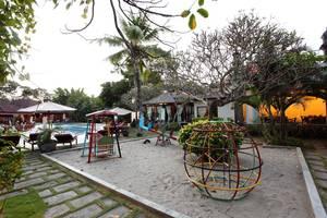 Puri Saron Hotel Seminyak - Childreen play ground