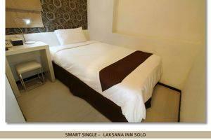 Laksana Inn Solo - Kamar Single yang cerdas
