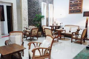 Puri Minggiran Hotel Bali - Ruang makan