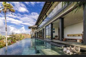 Private Villas of Bali - Infinity Pool