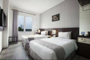 Oak Tree Urban Jakarta Jakarta - Guestroom