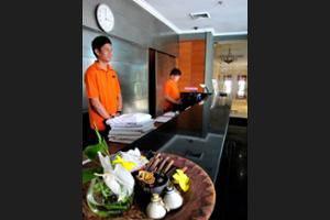 Grand Angkasa Medan - Spa Reception