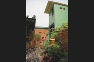 Kampoeng Djawa Guesthouse Yogyakarta - Terrace/Patio