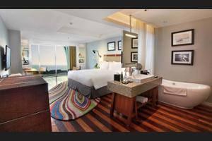 The Kuta Beach Heritage Hotel Bali - Guestroom