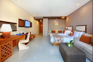 VOUK Hotel & Suites Bali - Vouk-Hotel-and-Suites-(Formerly-known-as-The-Puri-Nusa-Dua)-in-Room-Amenity