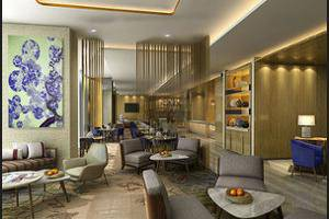 The Westin Jakarta - Executive Lounge