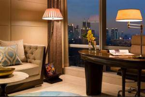 Raffles Hotel Jakarta - Lobby