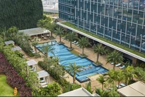 Raffles Hotel Jakarta - Sports Facility