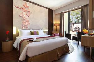 Mercure Bali Nusa Dua - Hotel Entrance